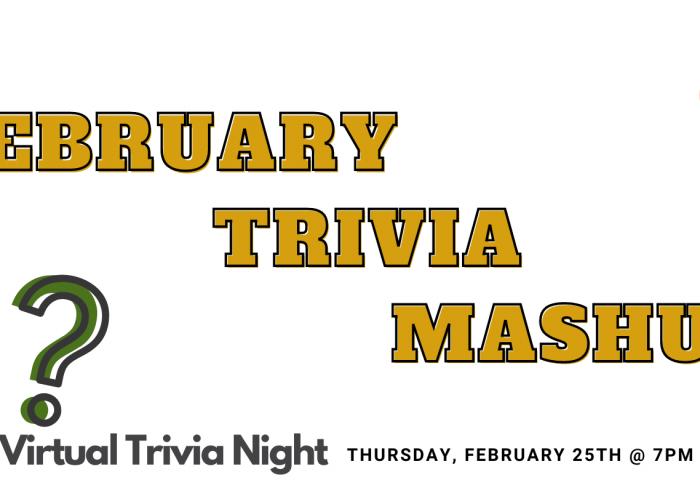 February Trivia Mashup