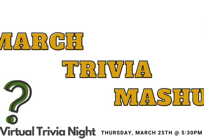 March Trivia Mashup