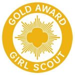 girl scout gold award logo