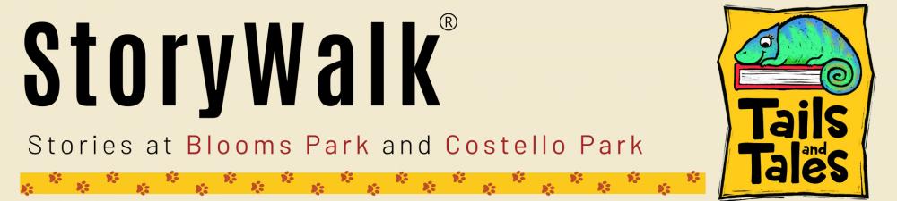 SRP Storywalk Banner
